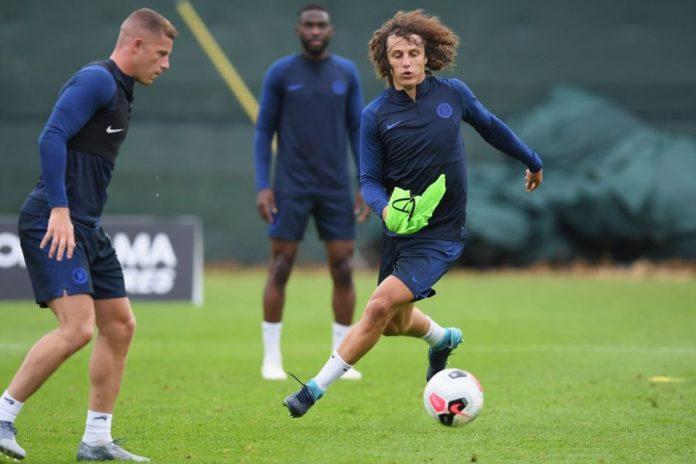 Jelang Deadline Day, David Luiz Merapat ke Tim London Lain?