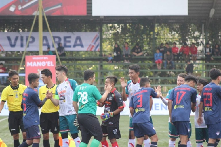 Gol Tunggal Firdaus Bawa Bringka Nyaman di Papan Atas Liga 2
