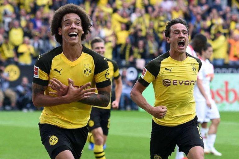 Kata Witsel Soal Peluang Juara Dortmund