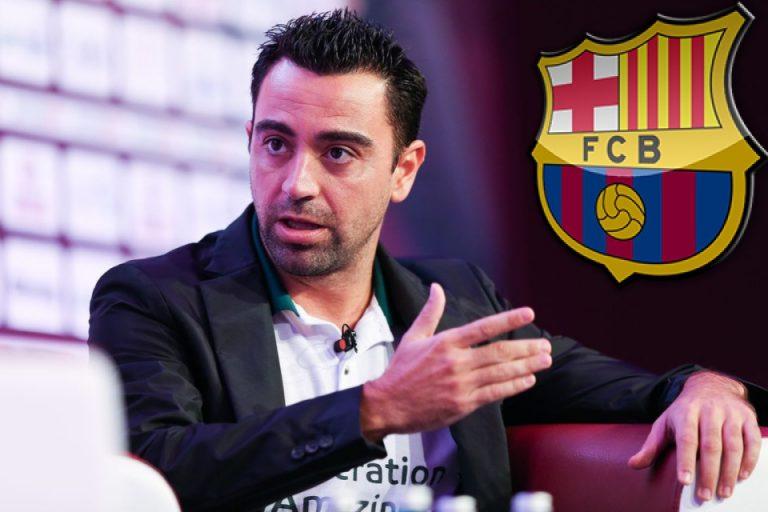 Xavi Belum Mau Melatih Barcelona Dalam Waktu Dekat, Kenapa?