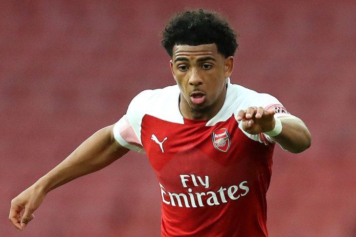 Youngster Arsenal Sepakat Lanjutkan Karir di Jerman