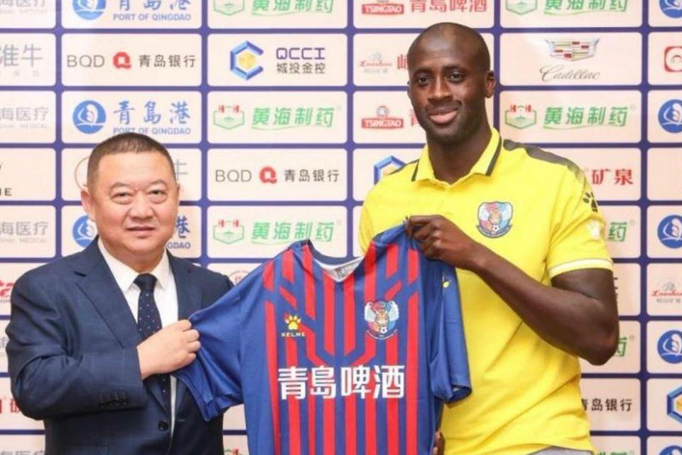 Eks Bintang Manchester City Resmi Lanjutkan Karir di Tim Divisi Dua China
