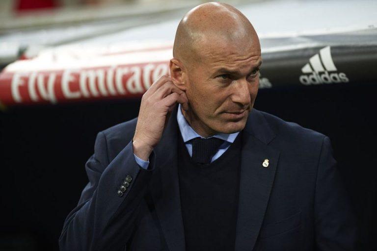 Kalah dari Mallorca, Zidane Ungkap Kekurangan Timnya
