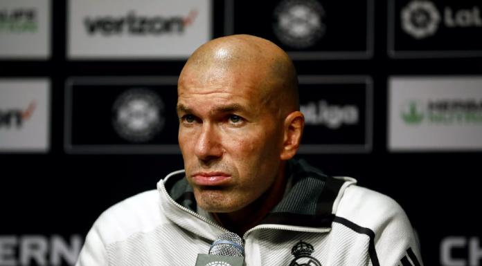 Zidane: LaLiga Adalah Prioritas Utama Real Madrid