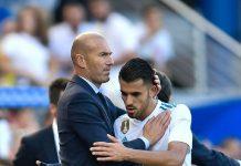 Zidane Tegaskan Tak Memiliki Masalah dengan Ceballos