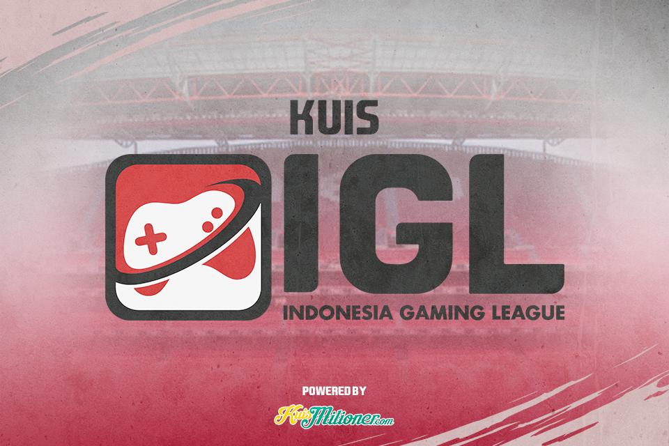 Indonesia Gaming League Bagi-Bagi Hadiah Lewat Kuis Milioner