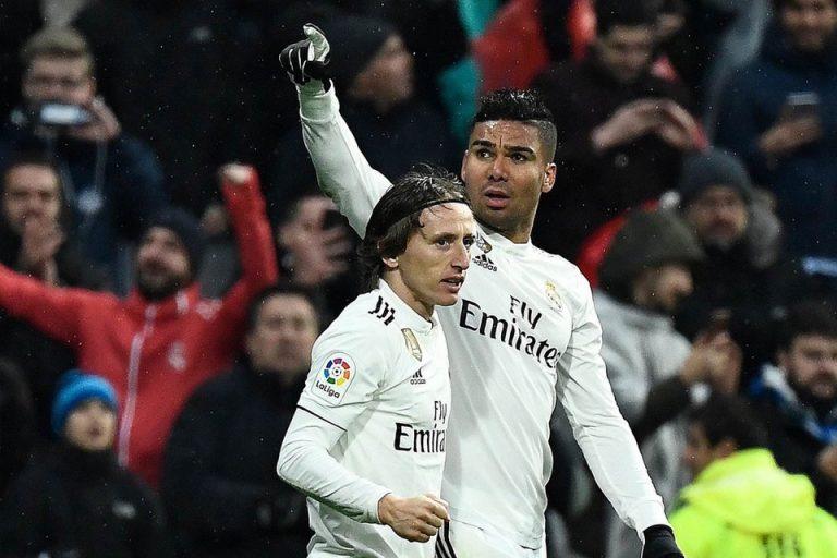 Casemiro Klaim Real Madrid Telah Berjuang dengan Baik