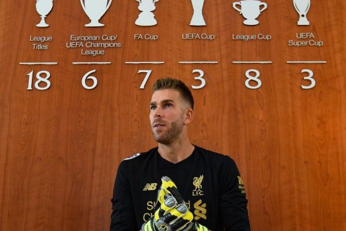 Adrian Masih Butuh Waktu untuk Adaptasi di Liverpool