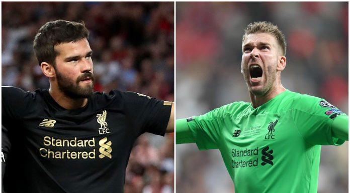 Gawat, Dua Kiper Liverpool Absen Saat Lawan Southampton