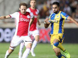 Ajax Liga Champions