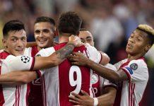 Ajax Slavia UCL