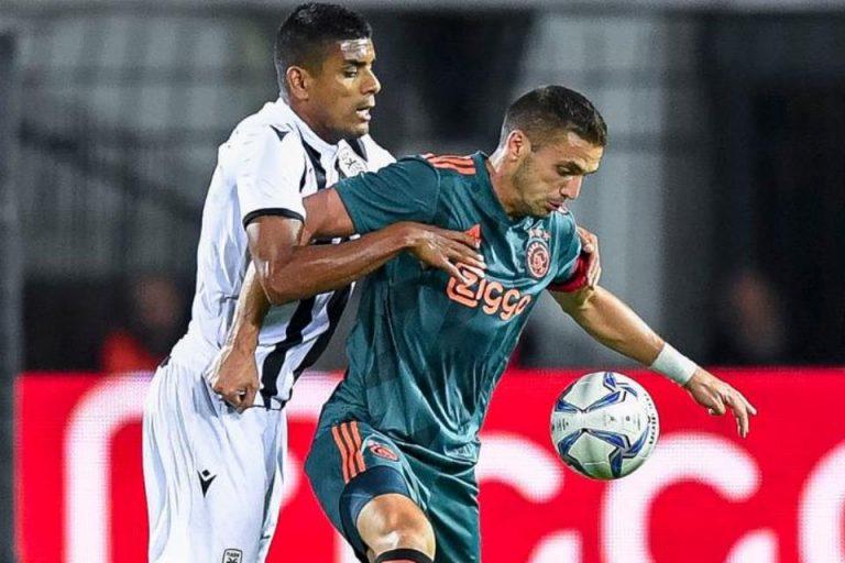 Hasil Kualifikasi Liga Champions: Ajax Ditahan Imbang PAOK