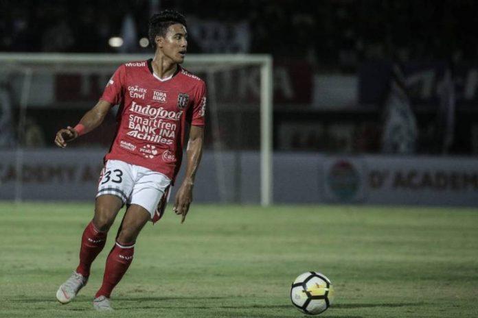 Bek Bali United Dapatkan Banyak Pengalaman di Timnas Senior
