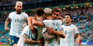 Tanpa Messi, Argentina Umumkan Skuat Anyarnya, Siapa Saja?