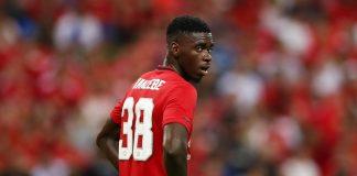 MU Dikabarkan Lepas Pemain Muda Ini ke Newcastle