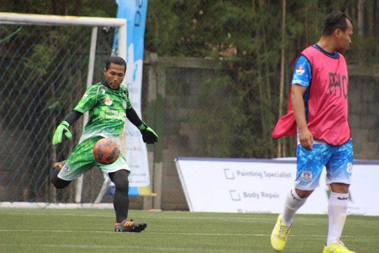 Hentikan Hasil Minor, Baraya Jabar FC Tumbangkan Cigondewah Putra 2-1