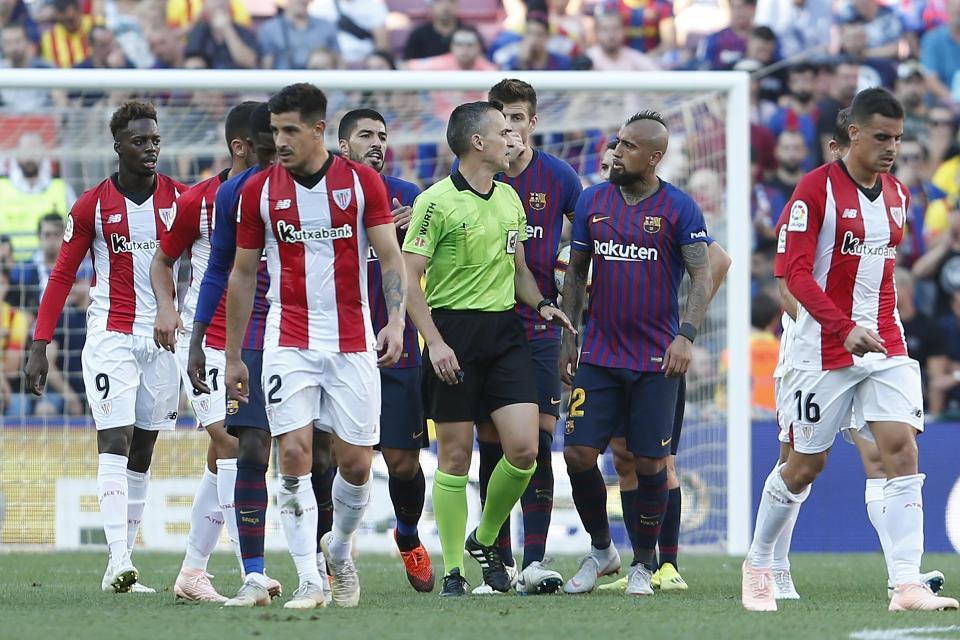 Preview Athletic Bilbao vs Barcelona: Tes Awal Sang Juara Bertahan