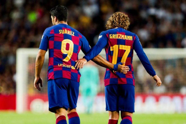 Barcelona Tegaskan Griezmann Takkan Pergi!
