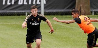 Baru Direkrut, Madrid Langsung Ingin Pinjamkan Luka Jovic