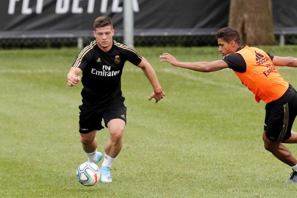 Jadi Cadangan Real Madrid, Jovic Terancam Didepak dari Timnas