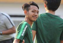 Ambisi Besar Youngster Persib Bersama Timnas U-18, Apa Itu?