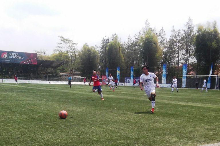 Tujuh Gol Warnai Laga Besi Tua FC dan A76 FC