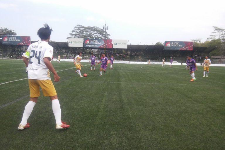 Brawlers Boy Menang Telak Atas BNEB FC di Liga 2 BPL