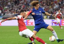 Chelsea dan Arsenal Sepakati Transfer David Luiz