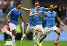 Manchester City Sukses Rengkuh Gelar Perdana di Musim Ini