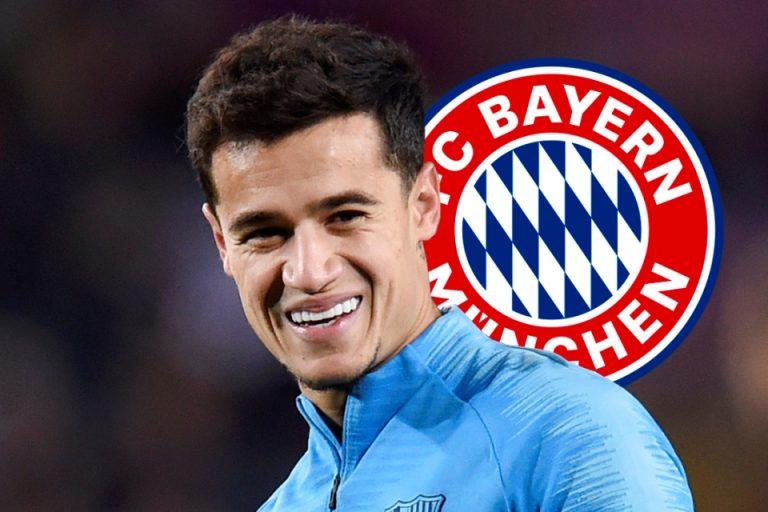 Bayern Resmi Gaet Philippe Coutinho dari Barcelona