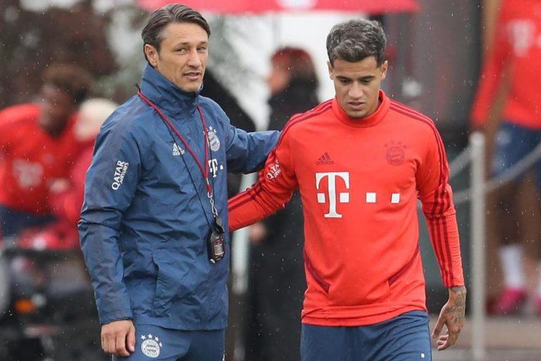 Coutinho Diragunakan Debut Bersama Bayern, Ada Apa?