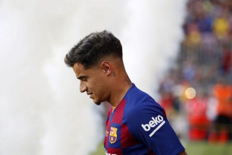 Barcelona Hanya Mau Lepas Coutinho Secara Permanen