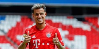 Coutinho ke Bayern Munchen