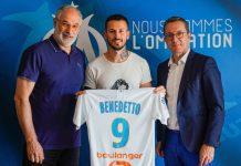 Marseille Keluarkan Uang yang Tak Sedikit untuk Boyong Striker Argentina