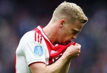 Jika Madrid Serius, Ajax Tetapkan Deadline Transfer untuk Donny van de Beek