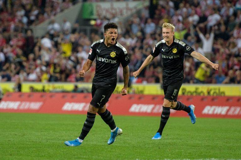 Hasil Bundesliga: Comeback, Dortmund Tundukkan FC Köln 3-1