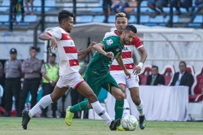Duel Pekan ke-12; Persebaya dan Madura United Sama-sama Pincang