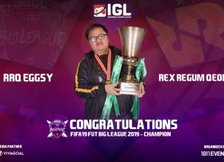 Inilah Juara FIFA 19 FUT Indonesia Gaming League