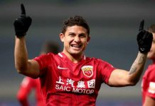 Pemain Brazil Buat Sejarah Baru untuk Sepak Bola China