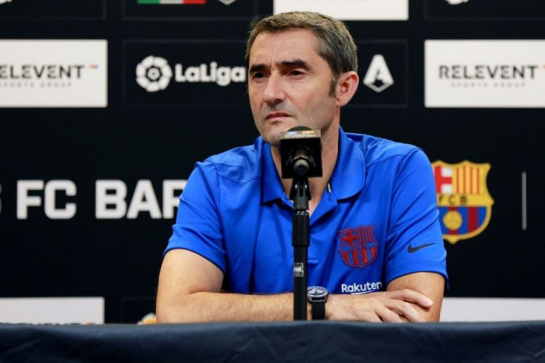 Kalah dari Levante, Valverde Berikan Semangat kepada Tim!