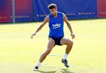 Wakil Kapten Barca Minta Neymar Tentukan Sikap
