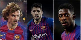 Messi Belum Sembuh, Trio GSD Juga Oke