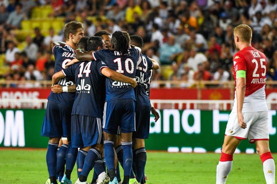 Hasil Ligue 1 Pekan Pertama Lyon Menang 3-0 Atas AS Monaco