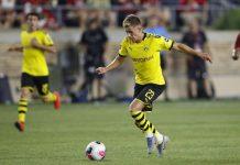 Jamu Inter, Bintang Dortmund Siap Balas Dendam