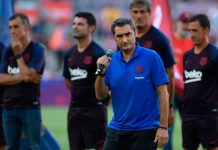 Valverde Buka Suara Terkait Gol Spektakuler dari Atletico Bilbao