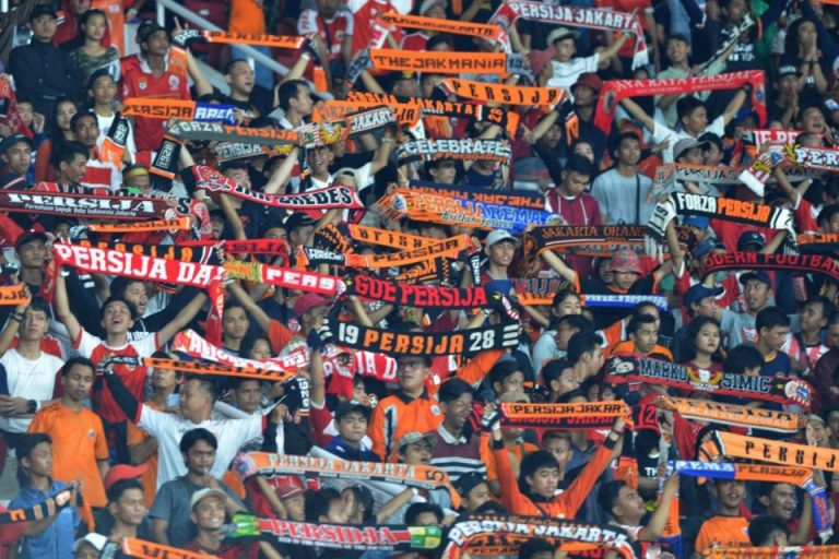 Lawan Semen Padang, Persija Inginkan Jak Mania Penuhi Stadion