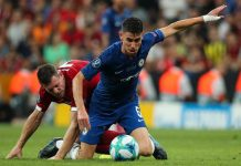 Jorginho: Saya Datang ke Chelsea Bukan Karena Sarri!