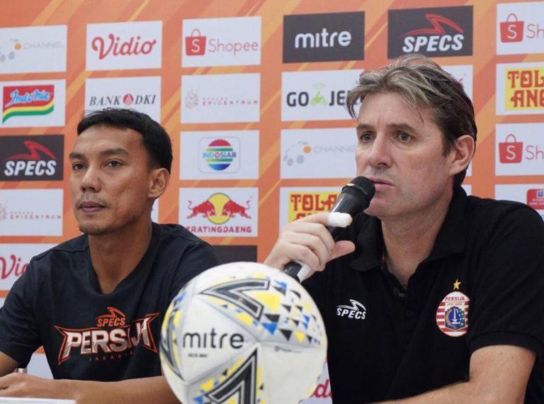Usai Menang Telak, Pelatih Persija Puas dengan Kinerja Tim