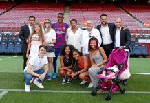Harapan Junior Firpo Pasca Berkostum Barcelona