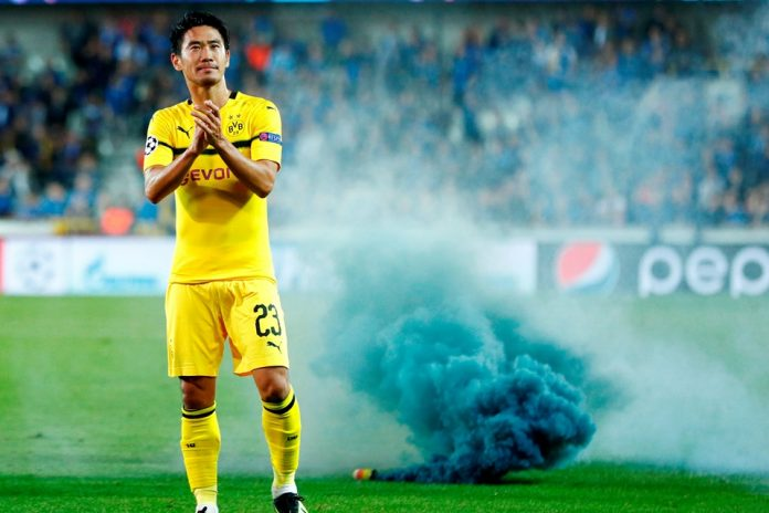 Kagawa Dortmund